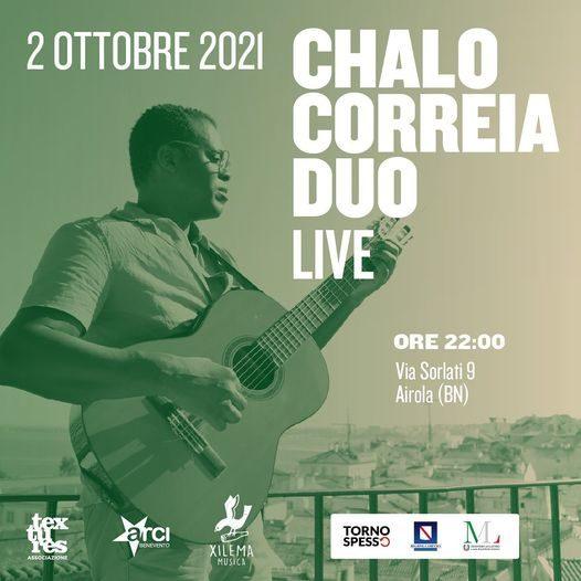 Chalo Correira